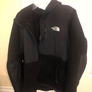 Women's Black North Face Jacket
